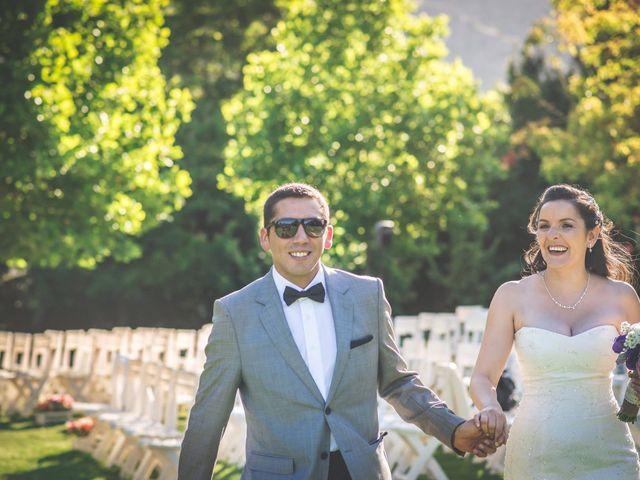 El matrimonio de Karem y Fernando