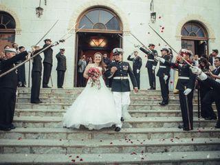 El matrimonio de Nancyta y Carlitos