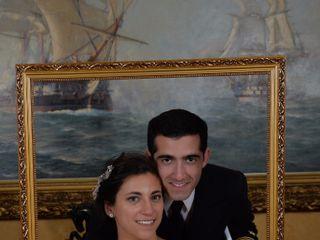 El matrimonio de Paula y Aldo 1