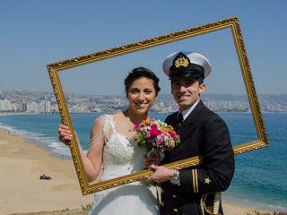 El matrimonio de Paula y Aldo