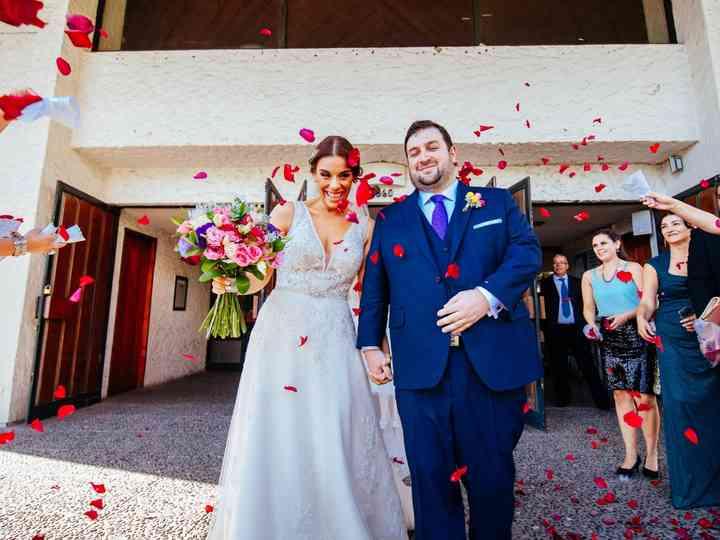 El matrimonio de Karina y Matias