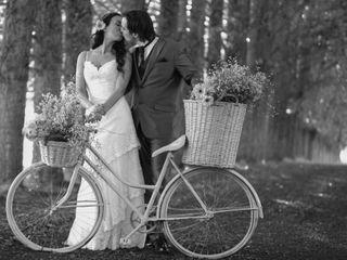 El matrimonio de Tania y Hans
