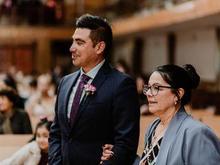 El matrimonio de Claudia y Ricardo 3