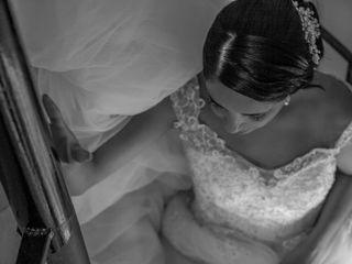 El matrimonio de Verónica y David 1