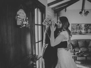 El matrimonio de Camila y Carlos 3