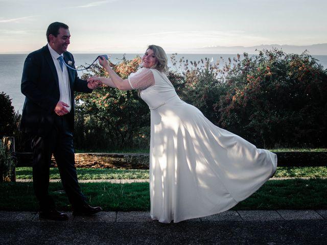 El matrimonio de Carolina y Pedro