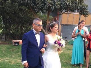 El matrimonio de Johana y Nicolás 1