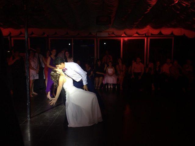 El matrimonio de Johana y Nicolás