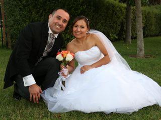 El matrimonio de Rosa y Víctor 1