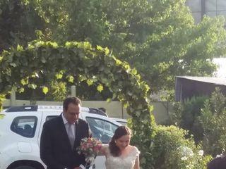 El matrimonio de Francisca y Marcelo  1
