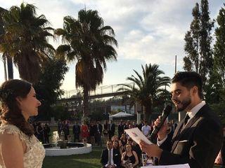 El matrimonio de Francisca y Marcelo  2
