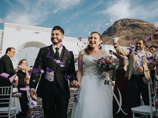 El matrimonio de Francisca y Marcelo