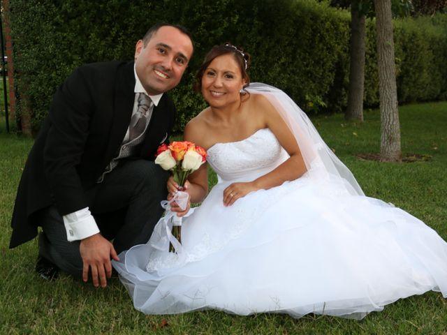 El matrimonio de Rosa y Víctor