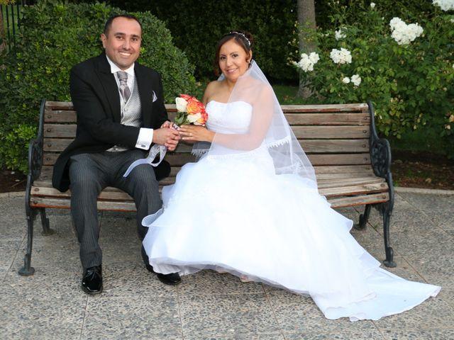 El matrimonio de Víctor y Rosa en Maipú, Santiago 1