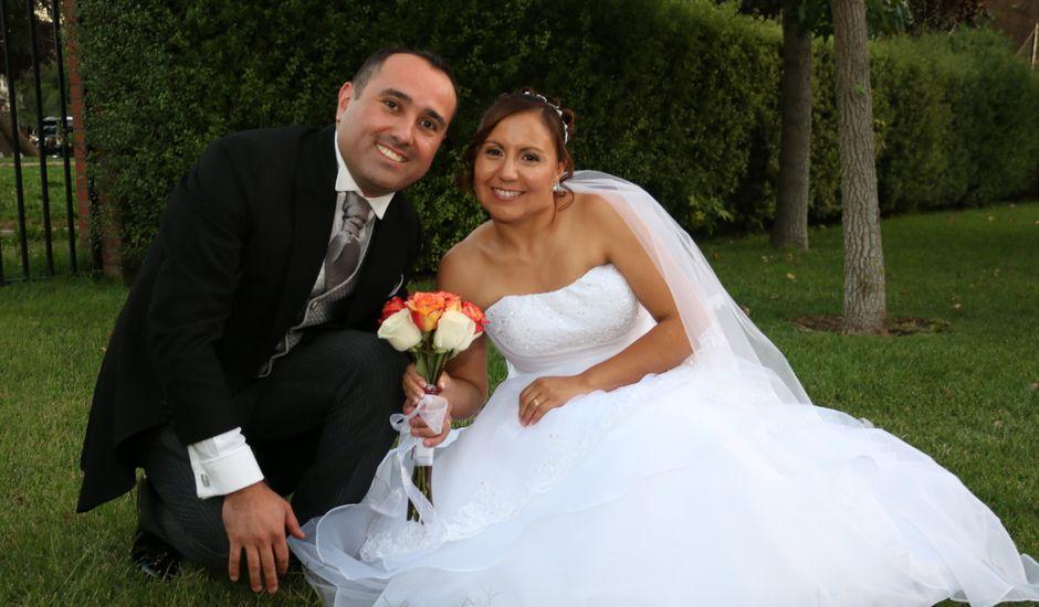 El matrimonio de Víctor y Rosa en Maipú, Santiago