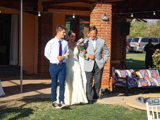 El matrimonio de Clau y Osvaldo 1