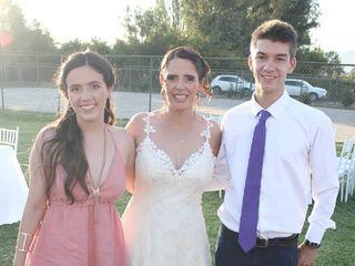 El matrimonio de Clau y Osvaldo 2