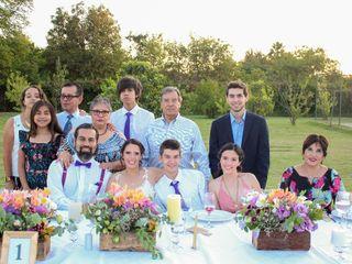 El matrimonio de Clau y Osvaldo 3