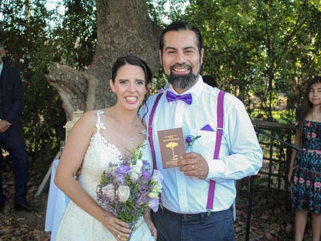 El matrimonio de Clau y Osvaldo
