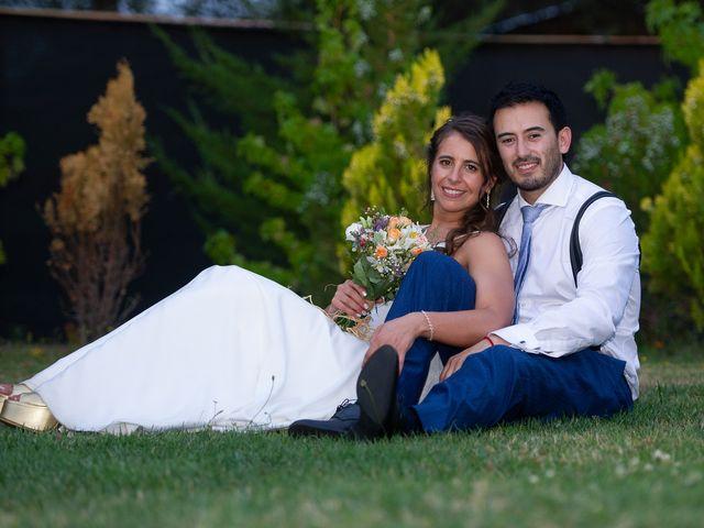 El matrimonio de Belén y Ricardo