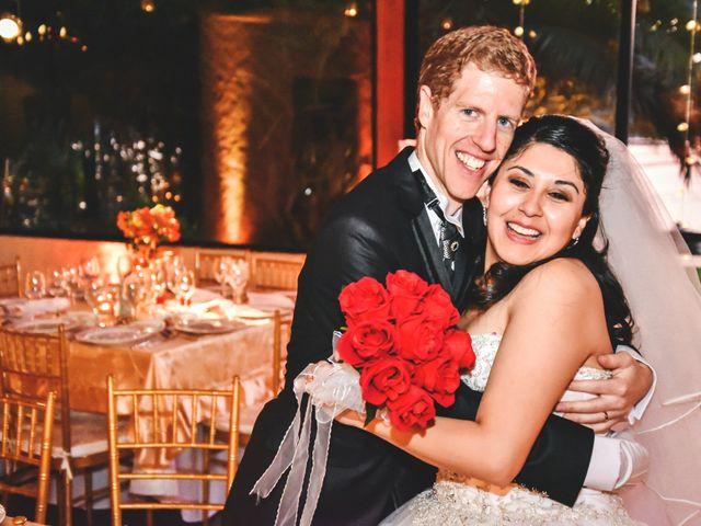 El matrimonio de Nicole y Daniel