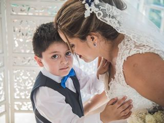 El matrimonio de Ayleen y Alfonzo 3