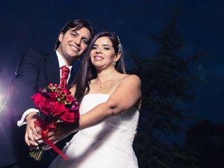 El matrimonio de Alba y Paulo