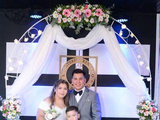 El matrimonio de Javier y Deborah 2