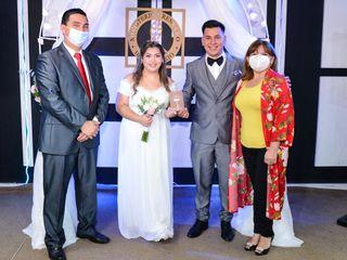 El matrimonio de Javier y Deborah 3