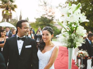 El matrimonio de Jocelyn y Guillermo 2