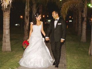 El matrimonio de Jocelyn y Guillermo