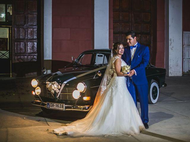 El matrimonio de Ayleen y Alfonzo