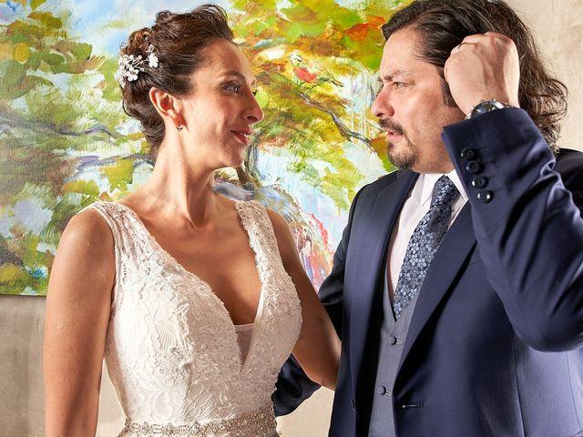 El matrimonio de Carolina y Juan Ramon