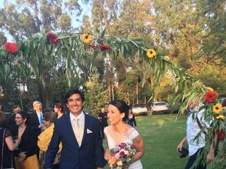 El matrimonio de Gonzalo y Victoria 1