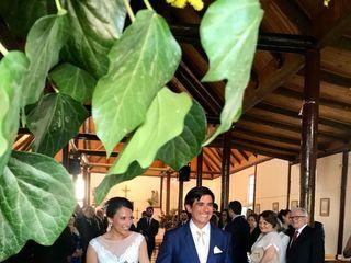 El matrimonio de Gonzalo y Victoria 2