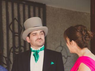 El matrimonio de Maria Paz y Felipe 3
