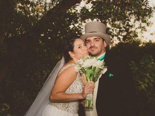 El matrimonio de Maria Paz y Felipe