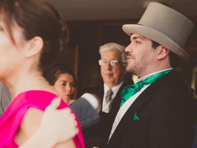 El matrimonio de Felipe y Maria Paz en San Bernardo, Maipo 5