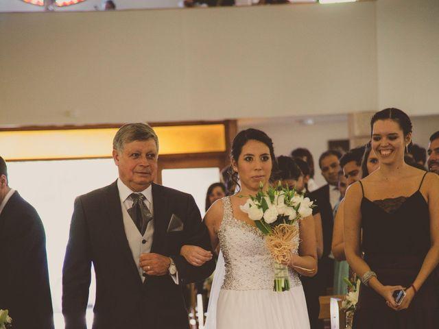 El matrimonio de Felipe y Maria Paz en San Bernardo, Maipo 8