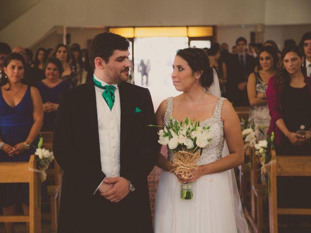 El matrimonio de Felipe y Maria Paz en San Bernardo, Maipo 9