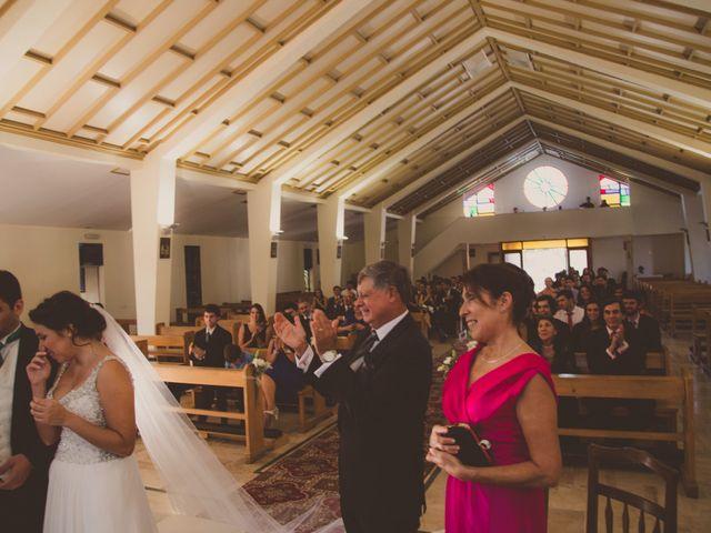 El matrimonio de Felipe y Maria Paz en San Bernardo, Maipo 13