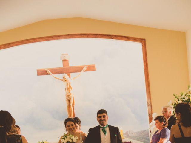 El matrimonio de Felipe y Maria Paz en San Bernardo, Maipo 17