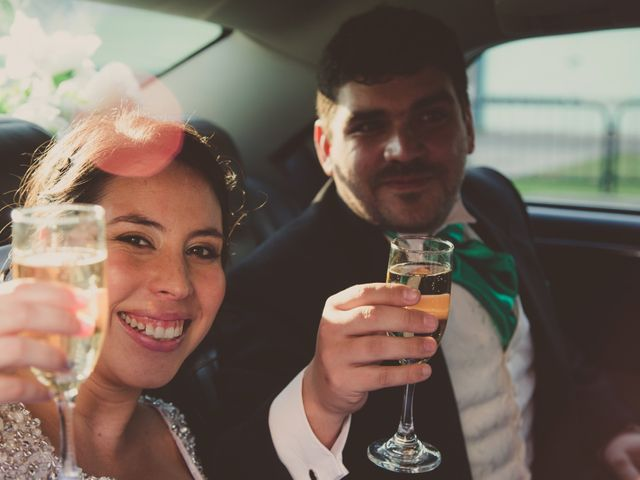 El matrimonio de Felipe y Maria Paz en San Bernardo, Maipo 18