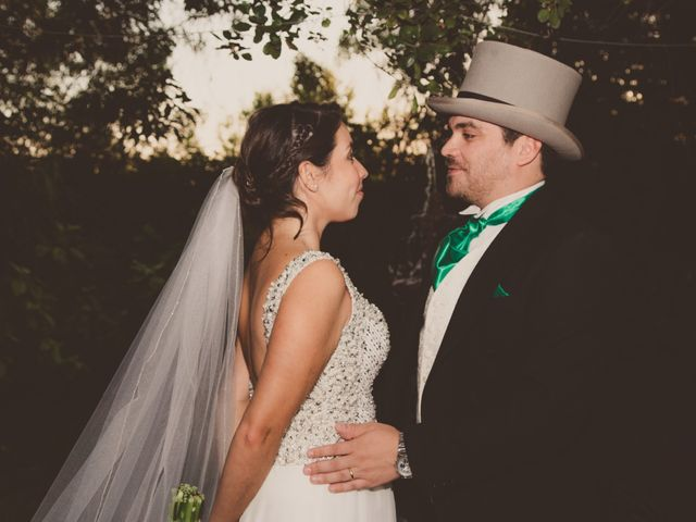 El matrimonio de Felipe y Maria Paz en San Bernardo, Maipo 19