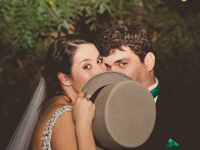 El matrimonio de Felipe y Maria Paz en San Bernardo, Maipo 20
