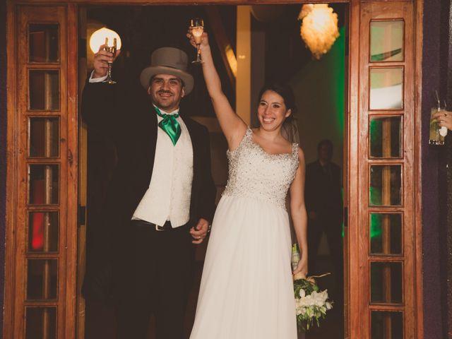 El matrimonio de Felipe y Maria Paz en San Bernardo, Maipo 21