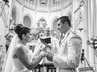 El matrimonio de Alicia y Gerard 2