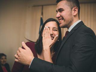 El matrimonio de Tamara y Ignacio 2