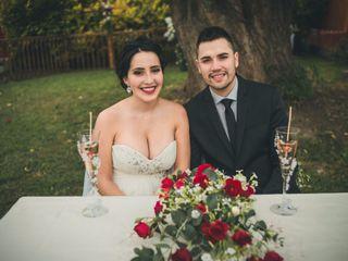 El matrimonio de Tamara y Ignacio