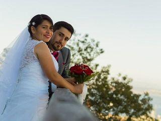 El matrimonio de Jonatan y Karina 1